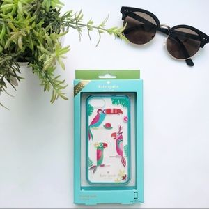 Kate Spade | iPhone 7/8 Parrot Phone Case